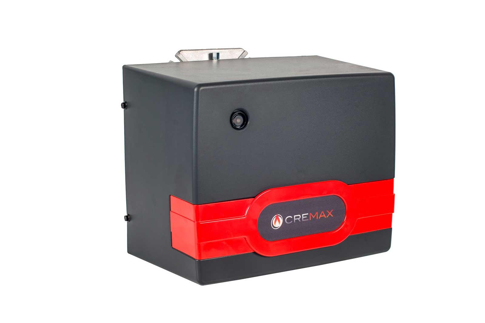 quemador cremax gasoleo de 2 llamas de 142kw a 415kw flamax eficiencia energetica